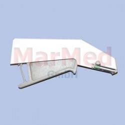 Svorkovač kožní jednorázový, 12 kusů, svorky ULC 35 W